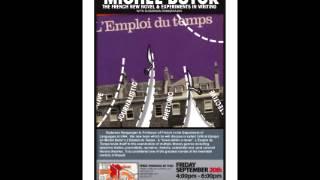 LANG - Michel Butor presentation - September 20, 2013