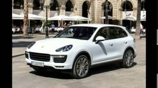 видео New 2015 Porsche Cayenne фото, характеристики, Порше Кайен