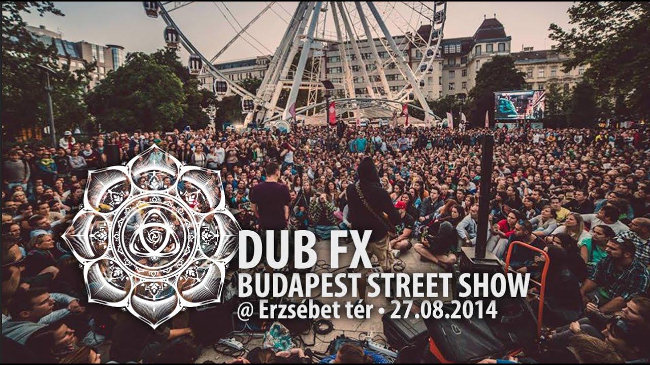 Budapest Street Show @ Erzsébet tér • 2014.08.27