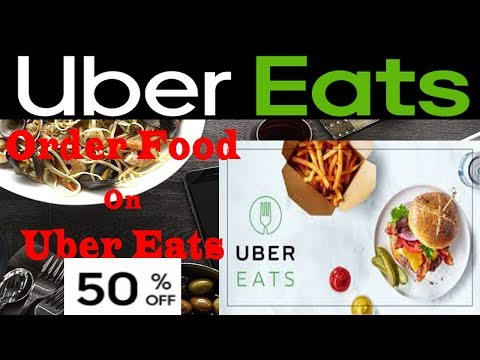 Download How To Use Uber Eats Food Delivery App Uber Eats Promo Code