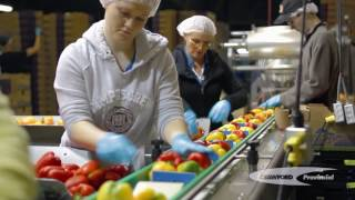 Crawford Packaging Flow Wrap Automation