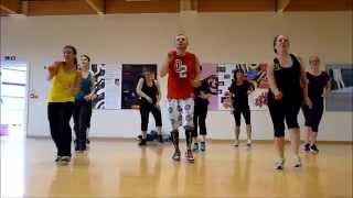 Moves like jagger merengue version - Zumba