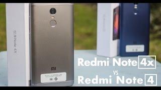 xiaomi Redmi Note 4 vs. Xiaomi Redmi Note 3 PRO - Detailed view & Antutu comparison