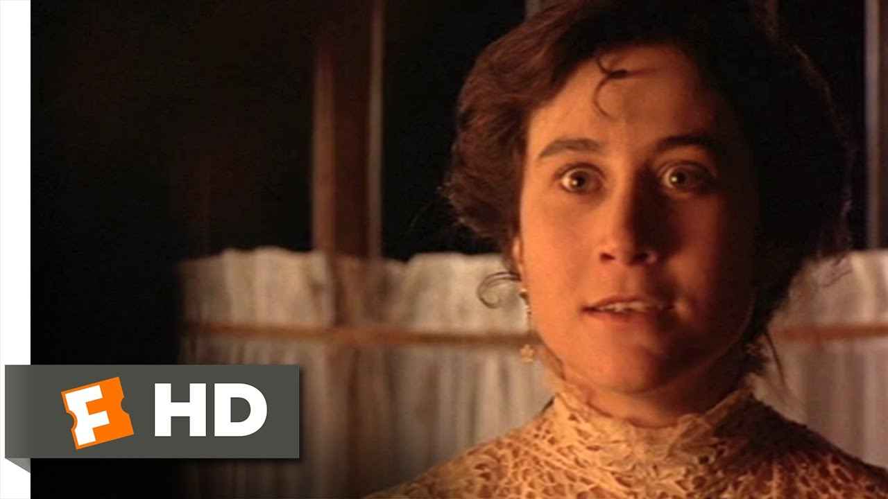 Like Water for Chocolate (10/12) Movie CLIP - Tita Stands Up For ...