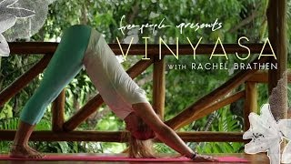 Vinyasa For Beginners With Rachel Brathen & Free People Thumbnail