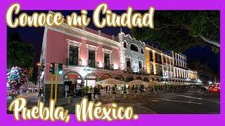 TOUR POR MI CIUDAD: PUEBLA, MÉXICO | JENNY MERLO