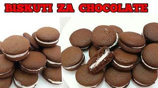 JINSI YA KUPIKA BISKUTI ZA CHOCOLATE KIPINDI HIKI CHA KARANTINICHOCOLATE COOKIES RECIPE IN LOCKDOWN