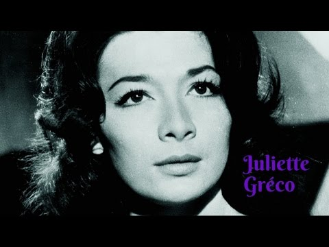 The Best of Juliette Gréco (full album)