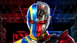 Kikaider Reboot-Official Trailer with English subtitles