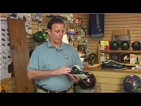 Bowling Tips : How to Care for Bowling Shoes - YouTube