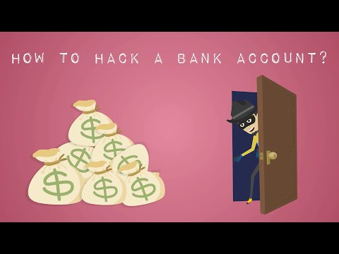How To Hack A Bank Account? | Tamil | LMES