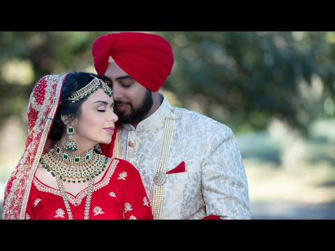 BEST SIKH WEDDING FILM 2019-2020 | Amrit & Aman Bains | KB Brar Photography | Kansas City