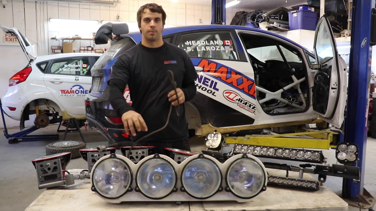 hight resolution of rally driving lights explained