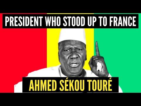 Guinea's President Who Stood Up to France | Ahmed Sékou Touré