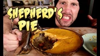 Shepherds Pie Recipe | Vegan | The Vegan Zombie