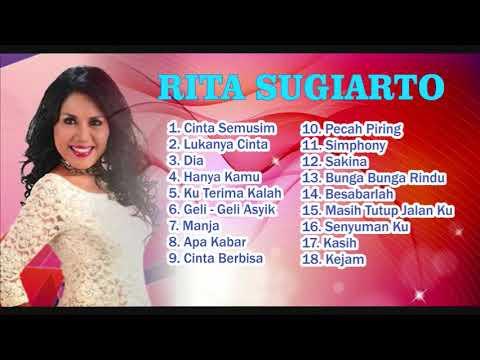 Rita Sugiarto Cinta Semusim - Lagu Dangdut Nostalgia