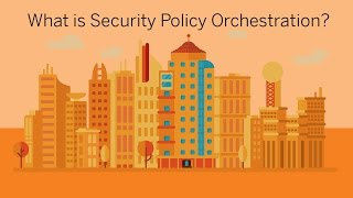 Tufin Security Policy Orchestration for Today's Enterprise Networks
