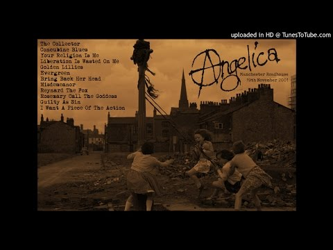 Angelica - Live at Manchester Roadhouse 19th November 2001