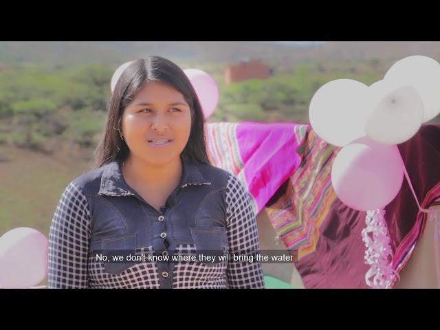 Testimonial video - LLAVE MAYU