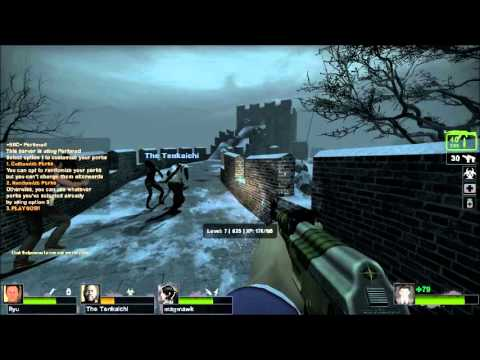 The RCO plays: Left 4 Dead 1&2 with MODS! - Nude and Frustrated in China (Fail 2)