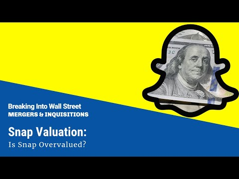 Snap Valuation: Is Snap Overvalued?