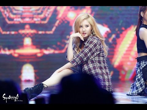 [HD Fancam] 2015.08.31 You Think - Girls' Generation Tencent K-pop Live Music (Seohyun focus)