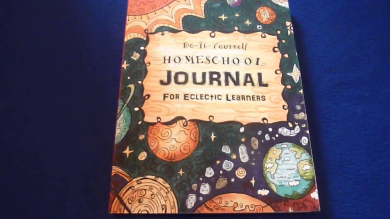 Do it yourself eclectic learners journal by the thinking tree youtube do it yourself eclectic learners journal by the thinking tree solutioingenieria Choice Image
