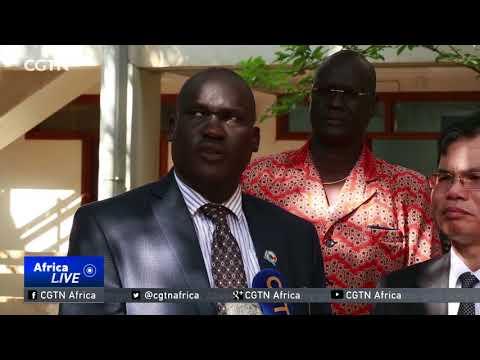 China to build $100 million TV, radio broadcast station in Juba