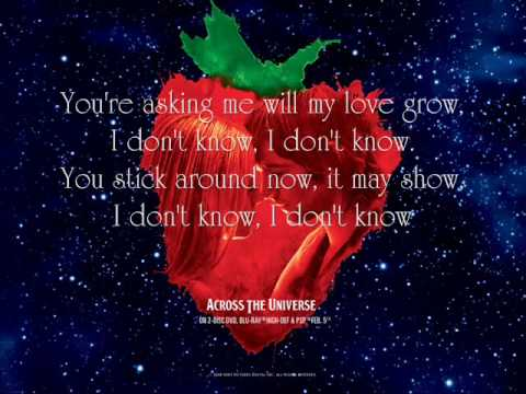 Something - Jim Sturgess {Lyrics}
