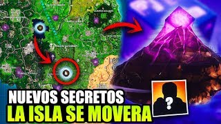 THE ISLAND WILL MOVE TO SAL LORDY *FILTRATE* NEW CUBE SECRETS FORTNITE BATTLE ROYALE