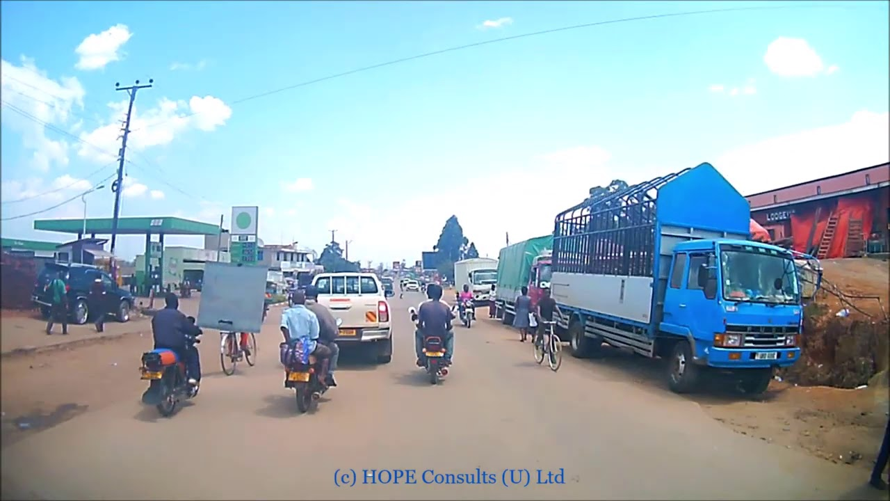 Download Highway Drive from Mubende to Kampala