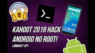 Download How To Hack Kahoot On Phone 2019 Working Kahoot
