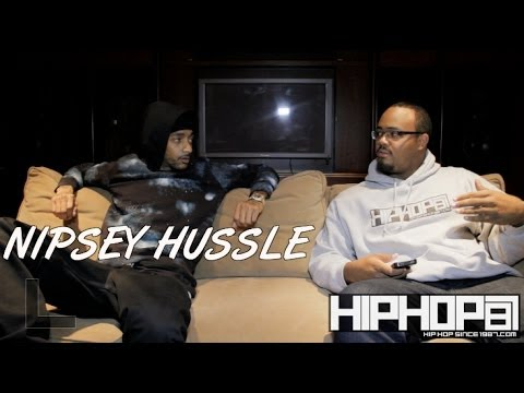 Nipsey Hussle Talks Proud2Pay, Marathon Marketing company & more with HHS1987 (Video) (Part 2)