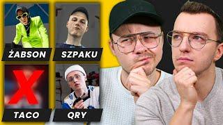 ZGADNIJ KTO TO TYLKO ŻE RAPOWE! feat. Gimper
