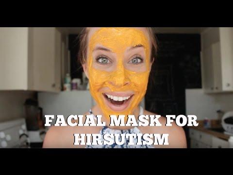 Facial Mask for Hirsuitism