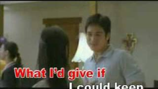 The Gift - Karaoke by Piolo Pascual and Claudine Barretto
