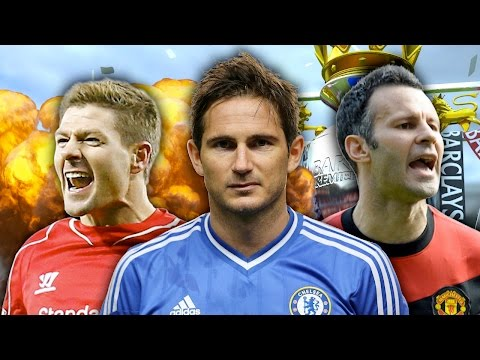 The Ultimate Premier League Icon Is…?! #StatWars