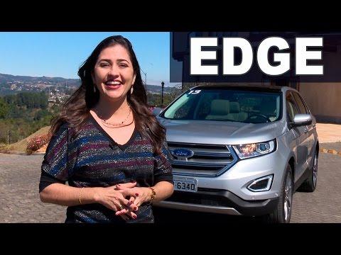 Novo Ford Edge 2017 em Detalhes