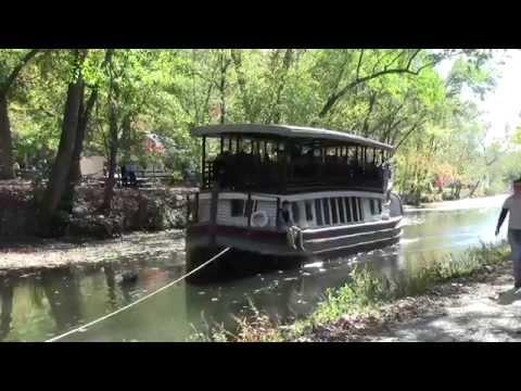 Mule Drawn Boat Ride