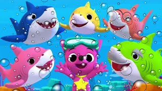 Download lagu Baby Shark different versions baby monkey Banana and more Special Pinkfong Songs for kids