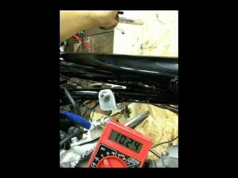 Commando Wiring - YouTube on