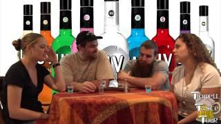 UV Blue Raspberry Flavored Vodka Review - 4K UHD