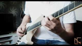In Flames   Jester script Transfigured [Instrumental Guitar Cover]