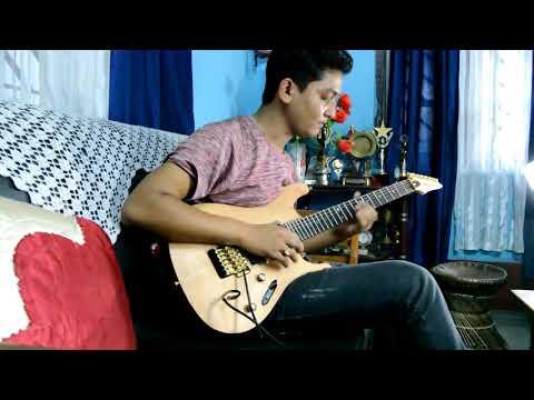 A tribute to INDIA In Rock/Metal style- Arun Pariyar