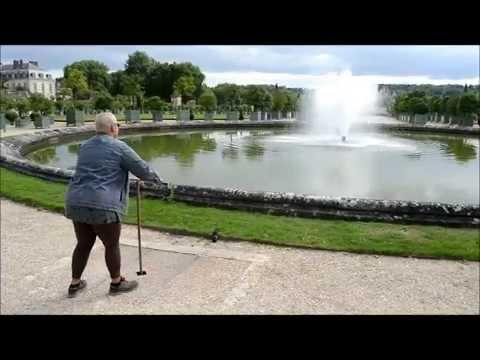 Fontaines du parc du château de Versailles: Orangerie