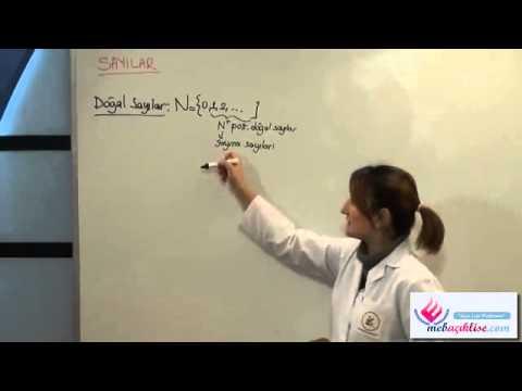 Açık Lise Matematik-2 Görüntülü Eğitim Seti Konu Anlatımı Demosu