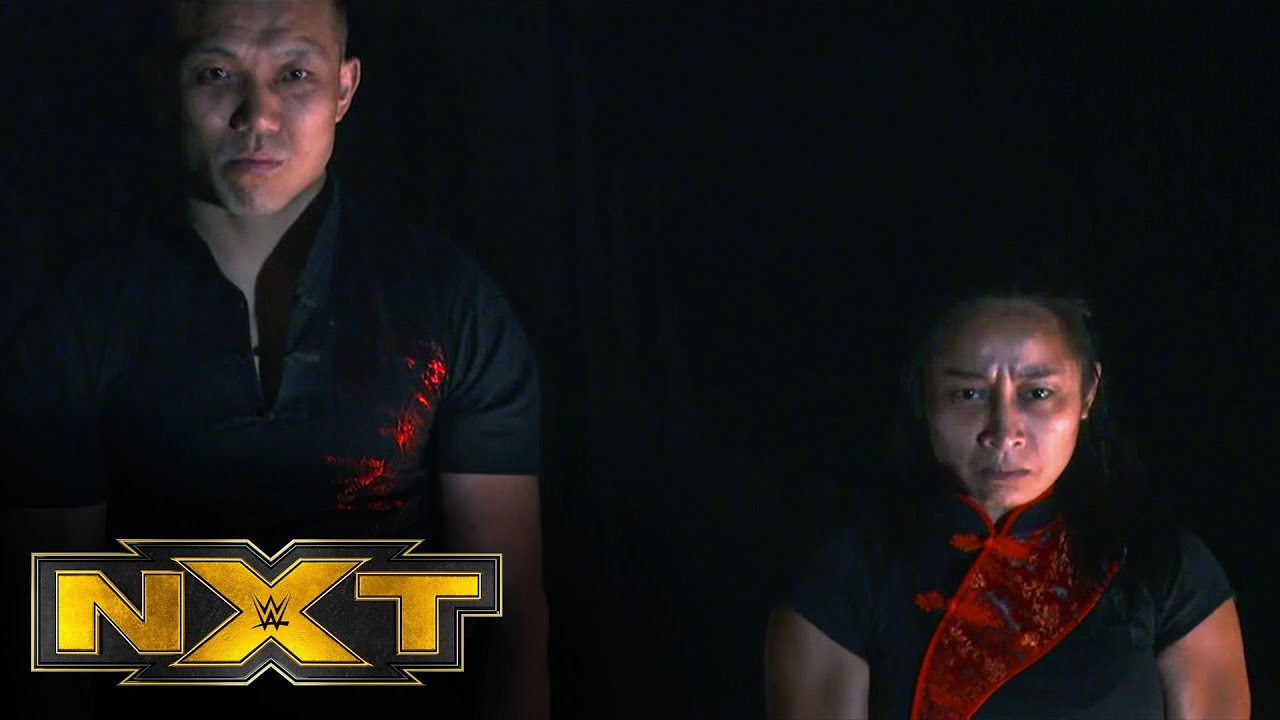 Mysterious WWE NXT Storyline Continues With Bizarre Vignette Featuring Xia Li And Boa - Wrestling Inc.