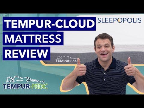 tempur-pedic-mattress-review-(2020)---trying-out-the-tempur-cloud!