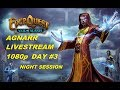 LET'S PLAY EVERQUEST -Agnarr - Back to Unrest - DAY #3 (1080p)