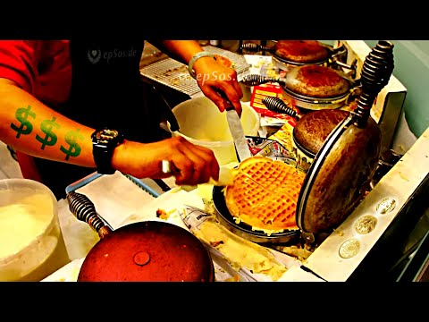 How to cook Waffles for Fast Money